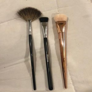 MORPHE & RT highlighting and contour brushes